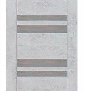 Межкомнатные двери Дера серия Ривьера 654 сосна прованс