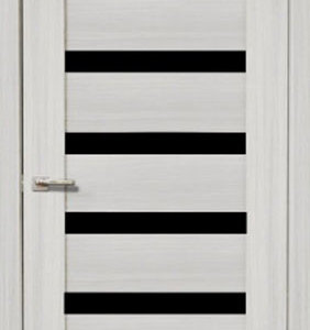 """Межкомнатные двери Дера серия """"Мастер"""" 643 сандал белый"""