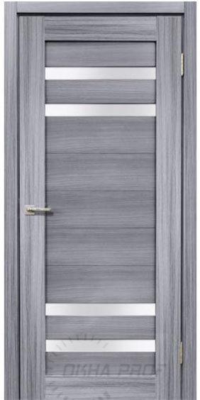 "Межкомнатные двери Дера серия ""Мастер"" 636 сандал серый"