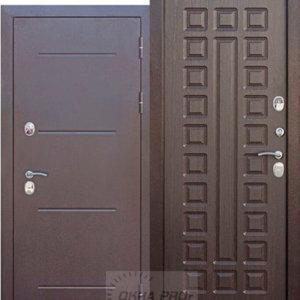 Входные двери Донецк: 11 см ISOTERMA Медный антик