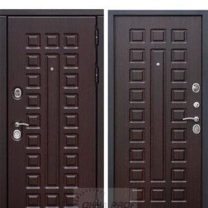 Входные двери Донецк: 12 см Сенатор Венге