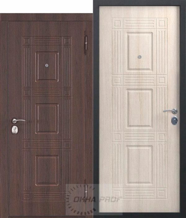 Входные двери Донецк: ВикторияТемный кипарис