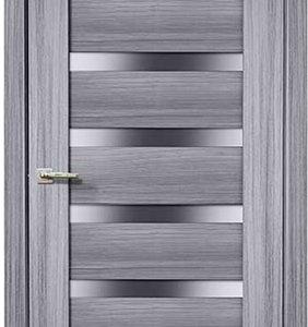 "Межкомнатные двери Дера серия ""Мастер"" 643 сандал серый"