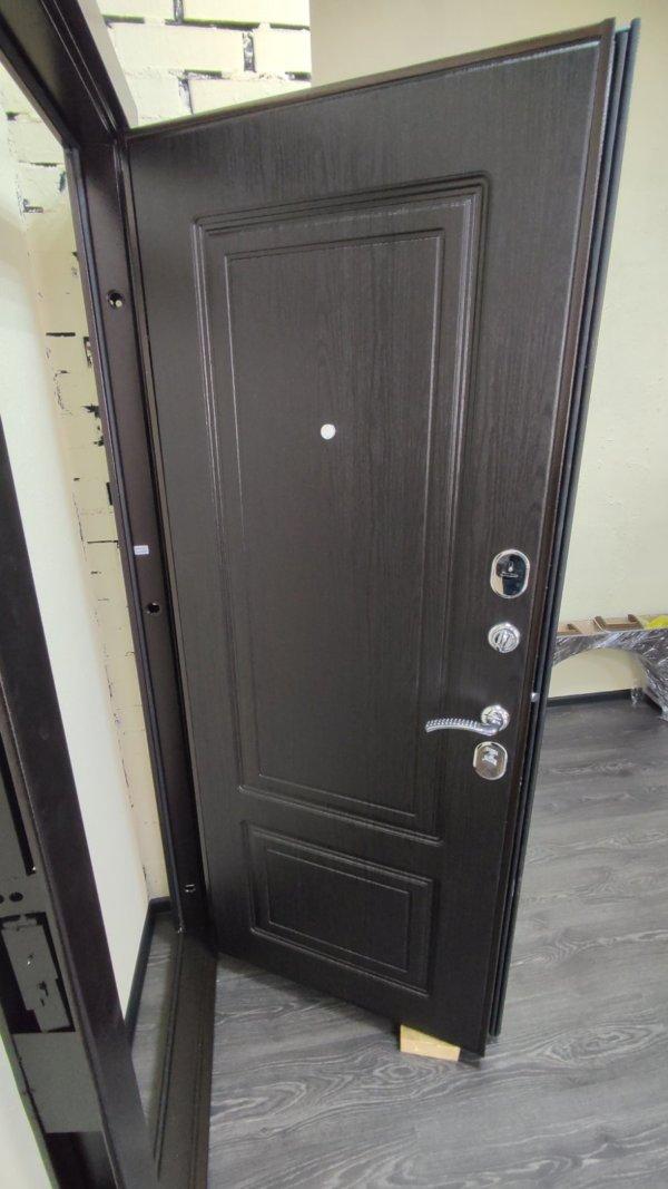 Входные двери Толстяк РФ Венге