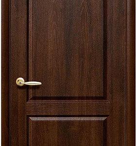 """Межкомнатные двери """"Новый стиль"""" Фортис Классик орех premium"""