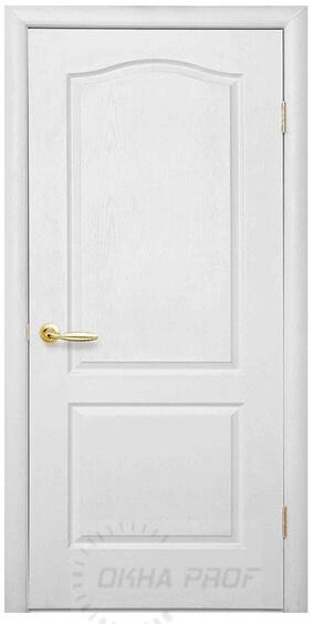 """Межкомнатные двери """"Новый стиль"""" Симпли Классик, глухое грунтованное под покраску"""