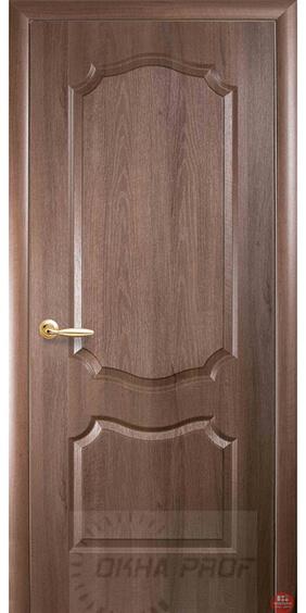 """Межкомнатные двери """"Новый стиль"""" Фортис Вензель золотая ольха"""