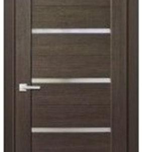 Межкомнатные двери Петровские серия HiTech 4,35 Венге