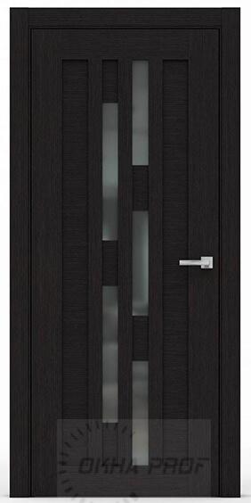 """Межкомнатные двери Дера серия """"Мастер"""" 613 Венге"""