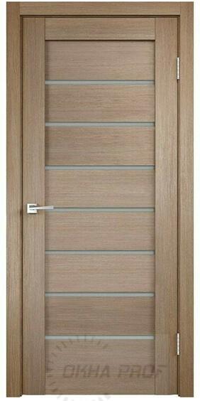 Межкомнатные двери Schlager ULTRA Mark 7/1 Венге светлый