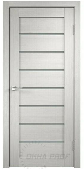 Межкомнатные двери Schlager ULTRA Mark 7/2 Дуб молочный