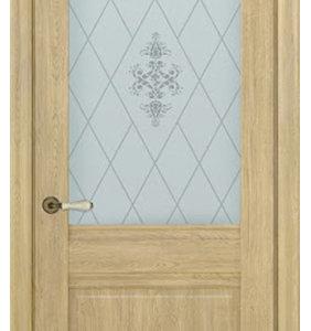 Межкомнатные двери Schlager PROVENCE Доминик Дуб Натуральный